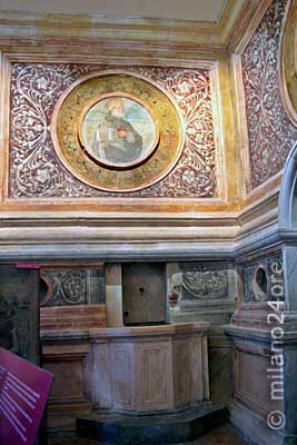 Small Bramante Sacristy