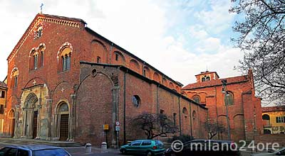 Church of San Simpliciano Milan