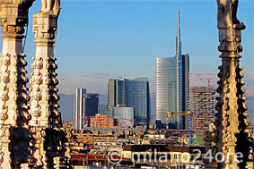 New Milan Skyline