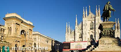 Piazza del Duomo with Gallery