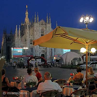 Where in the evening in milan top addresses for nightlife for Milan nightlife