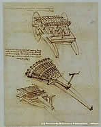 Leonardo da Vinci, Codex Atlanticus