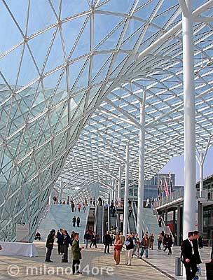 Fiera milano international trade shows in milan for Milano fiera