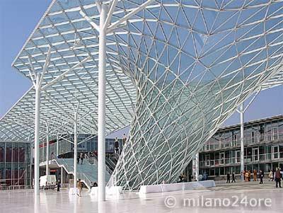 Milan trade fair exhibition centers fieramilano and for Design city milano