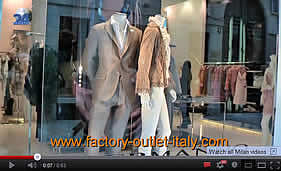 Fashion Outlets in Italy