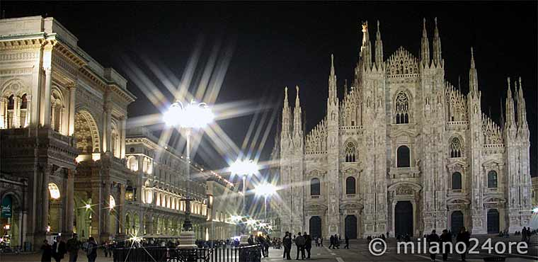 Milan by Night